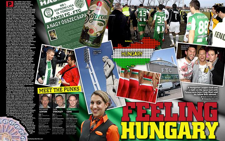 Feeling Hungary