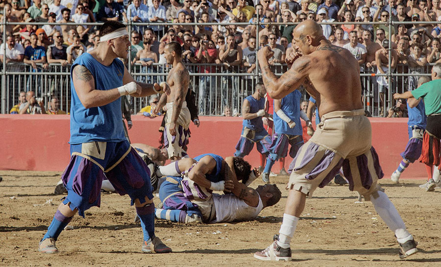 Florence Fighting Tale