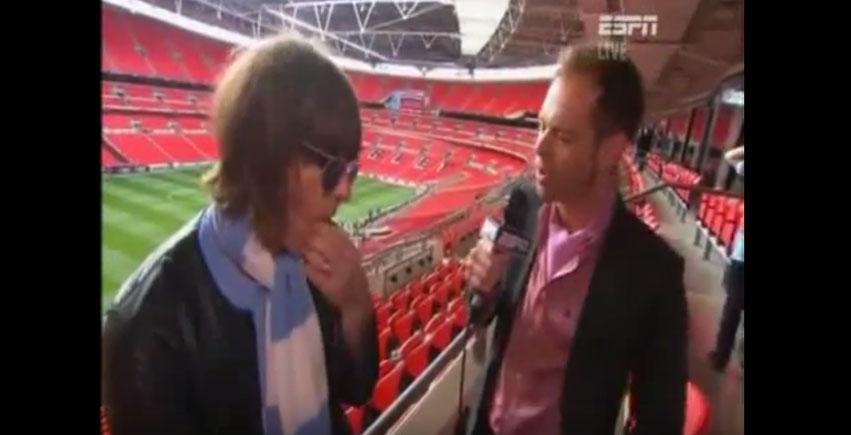 Liam Gallagher Interview