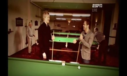 The Neil Robertson Interview
