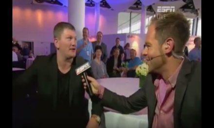 Ricky Hatton Interview