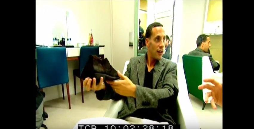 Rio Ferdinand Interview