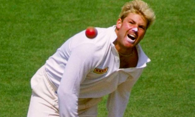 Warne Down, Three To Go