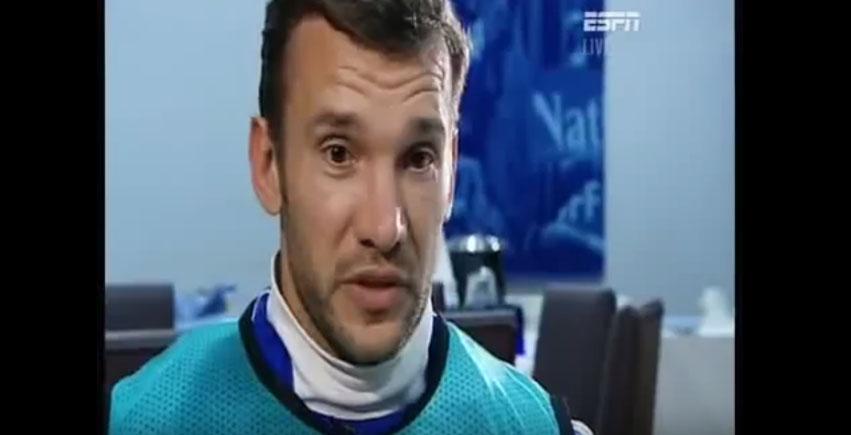 Shevchenko Interview