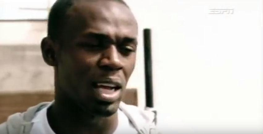 The Usain Bolt Interview